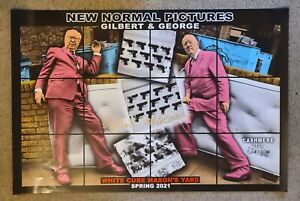 Gilbert and George - New Normal Pictures [Cashmere] *Signed*