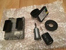 Vauxhall Corsa Ecu Lock Set 1.2 16v 0261208253 / 55352622 / 586156 Key Barrel