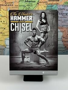 SHIPS SAME DAY The Master's Hammer and Chisel Workout DVD Set by Beachbody