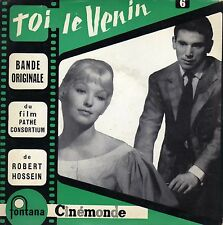 BOF TOI LE VENIN ANDRE GOSSELAIN FRENCH ORIG EP OST