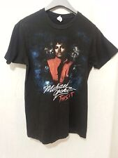 MICHAEL JACKSON THRILLER THIS IS IT Shirt Pre-shrunk Cotton NWOT