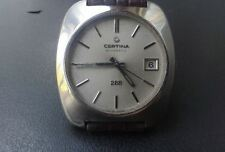 VINTAGE CERTINA 288 AUTOMATIC 25-651 28 JEWELS