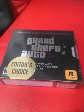 Rare Grand Theft Auto - London - GTA 2 The Classics Collection for PC