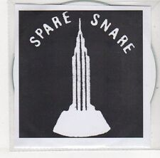 (EJ229) Spare Snare, I Am God - 2010 DJ CD