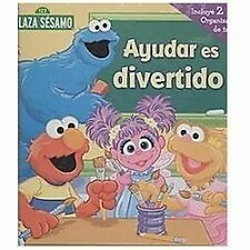 Ayudar es divertido/ I'm a Helper by Wendy Wax (2008, Hardcover)