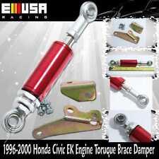 Honda Civic 1996-2000 2D 4D Engine Damper 1.6  VTEC DOHC Engine Only  RED