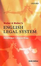 English Law Adult Learning & University Books
