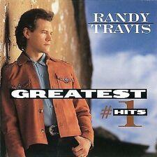 Greatest #1 Hits [Remaster] by Randy Travis (CD, Mar-2007, Rhino (Label))