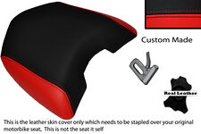 RED & BLACK CUSTOM 04-09 FITS DUCATI MULTISTRADA DS 1000 1100 620 REAR COVER
