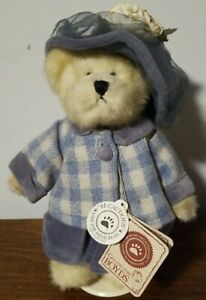 Boyds Bears TJ's Best Dressed Collection Momma Bearsworth Style # 99811V Tags