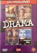 Drunks, Big Brass Ring, Summer City, Shadrach (Official UK DVD)