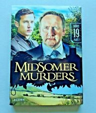 DVD MIDSOMER MURDERS Series 1 Part 2 British Mystery Acorn