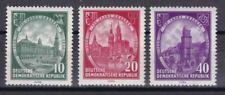 DDR 1956 postfrisch MiNr. 524-526  750 Jahre Dresden