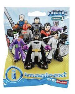 NEW! Imaginext DC Super Friends Series 1 Blind Bag