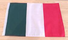 """ITALY FLAG - 45cm x 30cm - 18"""" x 12""""  - Italian flag"""