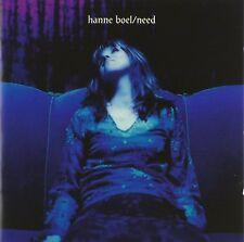 CD - Hanne Boel - Need - #A3878