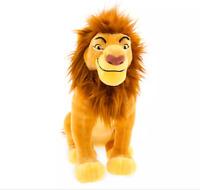 Original Disney Mufasa Plush – The Lion King – Medium – 14''
