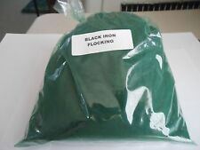 MALLARD GREEN(FULL 4oz. BAG) FLOCKING.GOOSE/ BLK DUCK DECOY/ARTS,CRAFT FASION