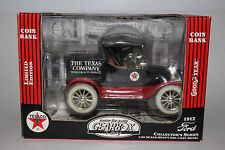 Gearbox 1912 Ford Texaco Delivery Truck Bank, Boxed