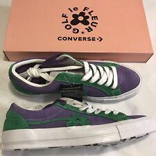 Tyler The Creator x Converse One Star Golf Le Fleur SZ 12 Purple Green