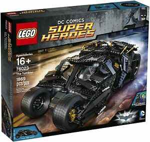 LEGO Super Heroes Batman The Tumbler (76023) - Brand New in Box