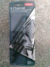 Derwent 6 Charcoal