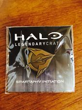HALO Legendary Fire team Apollo Insignia Founders BRONZE Variant Pin Loot Crate