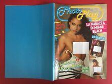 PHOTO PLAY 3 Tattilo (ITA) SAMANTHA FOX SABRINA SALERNO IONESCO Rivista Magazine