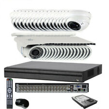 32Ch Tvi 2.6Mp 6Mp All-in-1 Dvr 1800Tvl 2.8-12mm Varifocal Zoom Security Camera