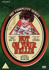 Not On Your Nellie: The Complete Series - DVD NEW & SEALED (3 Discs) Hylda Baker