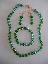 Glass Alloy Fashion Jewellery