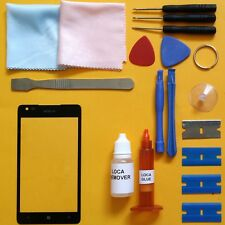 Nokia Lumia 900 Replacement Screen Genuine Glass Repair Kit