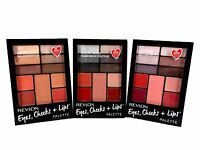 Revlon Eyes Cheeks and Lips Cosmetics Palette Kit Set choose colour