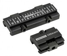 001064, Anschütz, visière lignes augmentation, Augmentation, modèle 6817, Anschutz NEUF 2. W