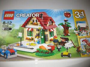 LEGO CREATOR 3-IN-1 SET 31038 CHANGING SEASONS - BRAND NEW
