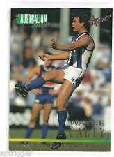 1995 Select All Australian (AA7) Wayne CAREY North Melbourne +++