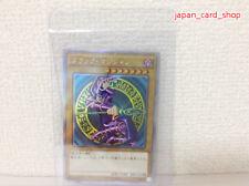 24653 Yugioh Yu-Gi-Oh FOIL TRC1-JP001 Dark Magician Japanese Extra Secret Rare