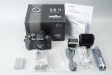 *MINT* Olympus OM-D E-M10 Mark III Mirrorless Digital Camera - Black, EM10 MK 3