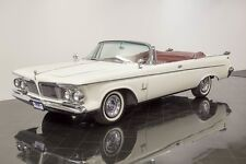1962 Chrysler Imperial Crown Convertible