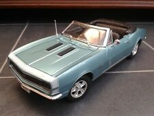 Maisto 1967 Chevrolet Camero RS / SS 396. 1/18 Scale. Great Condition. Boxed
