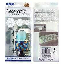 PME géométrique Multicutter de gâteau Glaçage coupeur hexagone .75/1/ 1.25 pouce