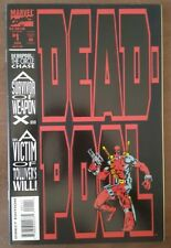 Deadpool #1, The Circle Chase, VF!