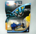 Hot Wheels DC Universe or Marvel 1:64 Scale Character Diecast Cars - Asst - NIP