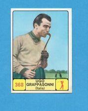 CAMPIONI dello SPORT 1968-69-Figurina n.368- GRAPPASONNI - ITALIA -NEW