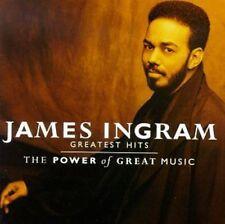 James Ingram - Greatest Hits Power of Great Music [New CD]