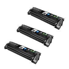 3-farbige Tonerkassetten für Lexmark Drucker und Scanner