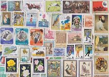 1200 All Different Hungary Pictorial & Commemorative Stamps