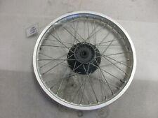 1. Honda XL 250 R MD11 Felge vorne Vorderrad 1,60x21 Zoll Wheel DOT 1284 Speiche