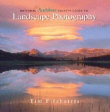 National Audubon Society Guide to Landscape Photography-ExLibrary