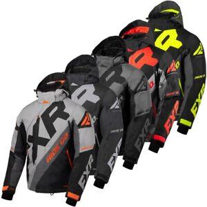 FXR Men's CX Jacket - Orange, Gray, Black Ops, Red, or Hi-Vis